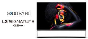 LG consigue la certificación 8K Ultra HD para sus televisores LG Signature OLED y LG Nanocell