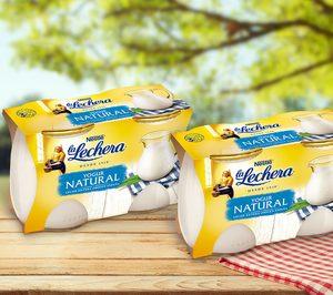 Lactalis Nestlé reduce el azúcar en 41 referencias de yogures y postres