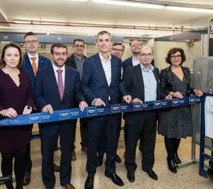 Grohe inaugura un espacio en la Escuela del Gremio de Instaladores de Barcelona