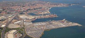 Los puertos españoles aumentaron ligeramente el tráfico de mercancía hasta el mes de octubre