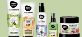 Body Natur entra en nuevas categorías de cuidado corporal