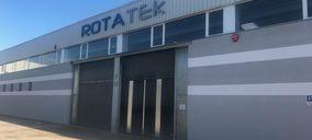 Rotatek estrena instalaciones y presenta novedades en impresión industrial
