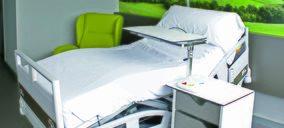 Pardo suministrará 293 camas y más de 1.000 colchones para geriátricos de la Generalitat