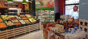 Fragadis abre un Spar en Alicante, donde comparte derechos con Upper