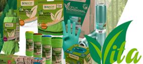 Cuatrogasa y Bayeco presentan una gama de útiles de limpieza sostenibles