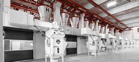 La empresa holandesa Huijbregts construye una fábrica de mezcla de ingredientes en Girona