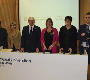 Salut constituye dos nuevas empresas públicas para gestionar los hospitales de Reus y Mora dEbre