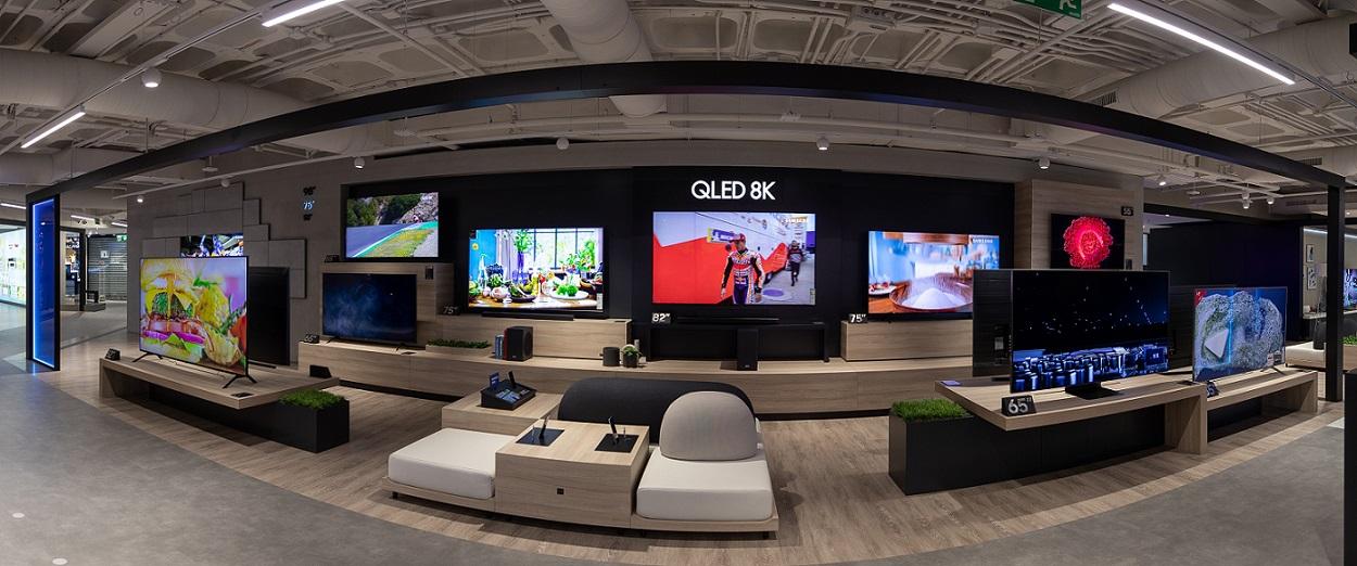 El Corte Inglés y Samsung abren un nuevo Samsung Experience Store en Valencia