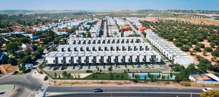 Grupo Lar desarrolla diez promociones con más de 700 casas en España