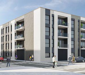 Loiola promueve una docena de residenciales con 520 viviendas