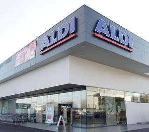 Aldi finaliza 2019 con 309 tiendas y un 5,8% más de superficie comercial