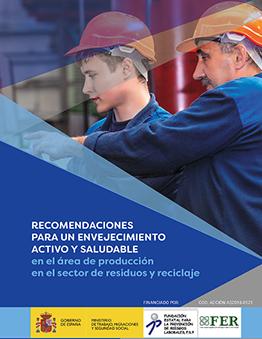 FER presenta una aplicación para el envejecimiento activo en el sector de residuos
