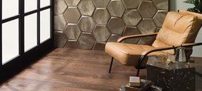 L´Antic Colonial presenta el mosaico hexagonal Gravity Aluminium Dubai