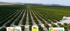 Fruxeresa y Frutas Naturales se integran en un grupo liderado por GPF Capital y Label Investments