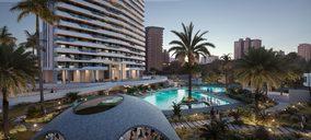Alibuilding invertirá 41 M€ en una torre de viviendas en Benidorm