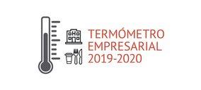 Termómetro Empresarial Hoteles y Restauración 2019-2020