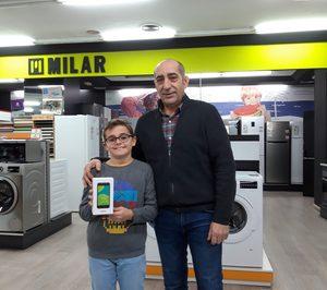 La Canasta Milar de diciembre entrega el último smartphone del año