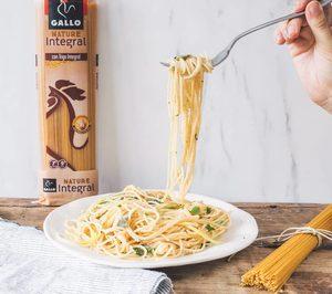 Gallo continúa como líder de pastas alimenticias