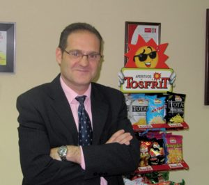 Juan Manuel Fernández, de Tosfrit, nuevo presidente de la Asociación de Snacks