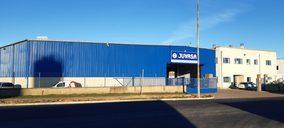 Juvasa monta un nuevo almacén logístico para cubrir el noroeste peninsular