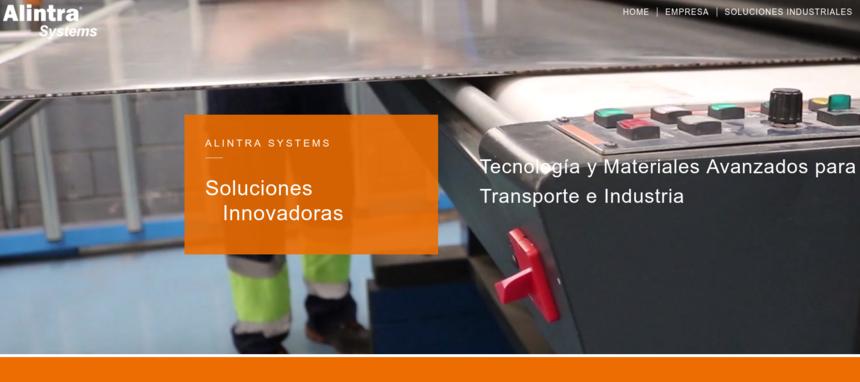 Alucoil Systems se transforma en Alintra Systems y se traslada a la antigua fábrica de Siemens-Gamesa