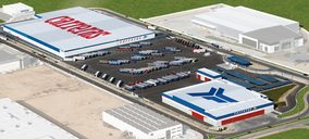 Más detalles sobre el nuevo almacén de Carreras en Vilafranca
