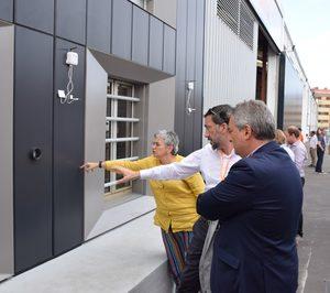 García Rama lidera el proyecto Gelclad para desarrollar el aislamiento de fachadas