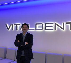 Pedro Reoyo Ruíz, nuevo director de Marketing de Vitaldent