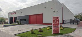 Salicru inaugura su almacén logístico