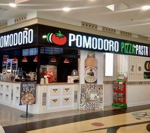 Pomodoro suma 25 aperturas en 2019 y acaba el año con 114 locales