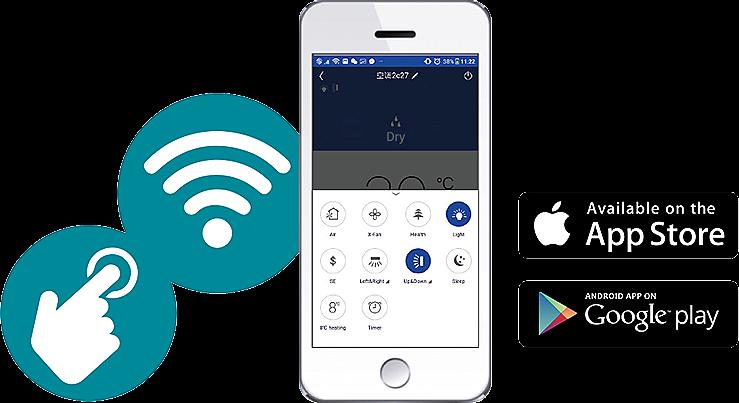 Daitsu apuesta por la conectividad y la eficiencia en su gama doméstica