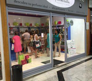 'PerfumHada' estabiliza su red en España y da el salto a otro continente