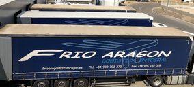 Frío Aragón prepara sus nuevas rutas para Auchan que marcarán sus crecimientos