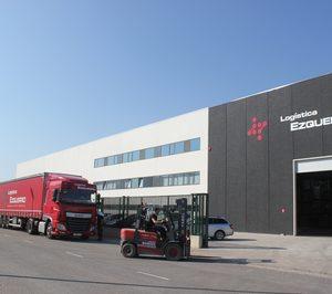 Logística Ezquerro sale de La Rioja, con un nuevo almacén