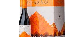 Borsao renueva la imagen de sus vinos en la recta final de las obras de su nueva bodega