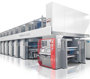 Nueva impresora de huecograbado de Bobst