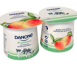 Danone lanza sus primeros yogures con leche de pastoreo