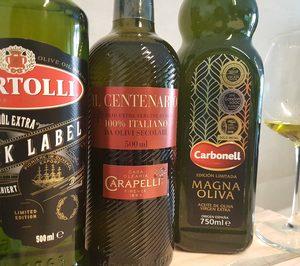 Deoleo aumenta su venta nacional de aceite de oliva