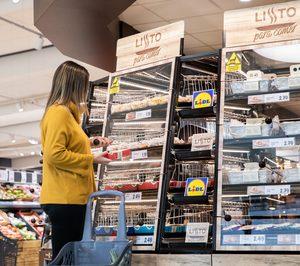 Lidl presenta su propuesta Listo para comer con 14 referencias desde 1,19 €