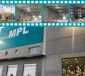 MPL inaugura su nueva plataforma logística con el asesoramiento de In Side Logistics
