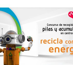 Arranca la recogida de pilas del concurso Pilabot en 150 colegios gallegos
