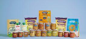 Smileat desvela su estrategia para superar los 10 M en alimentación infantil bío