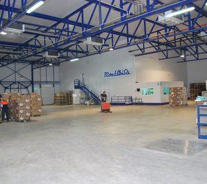 Montfrisa aumenta negocio y prepara la apertura de su almacén barcelonés