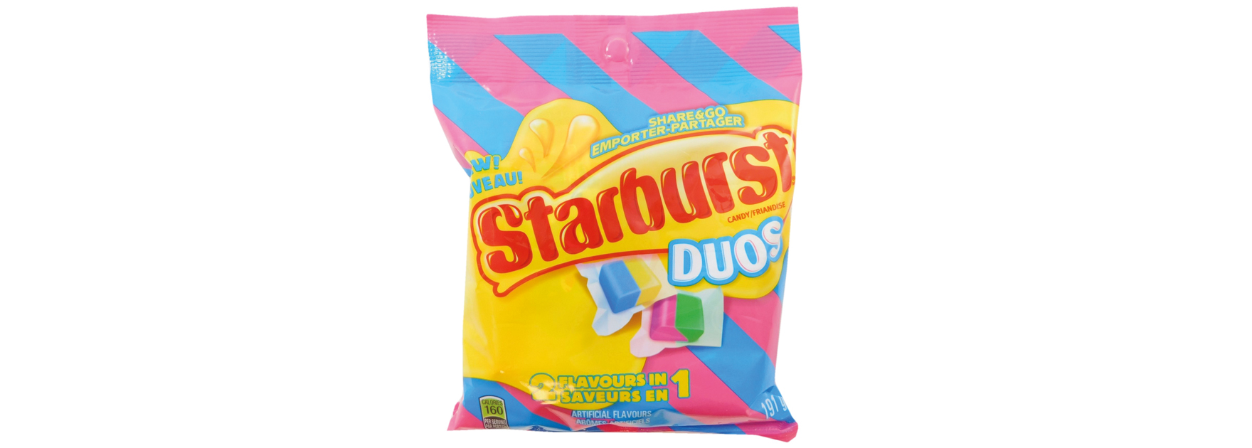Starbust Duos 2 Flavours in One (2)
