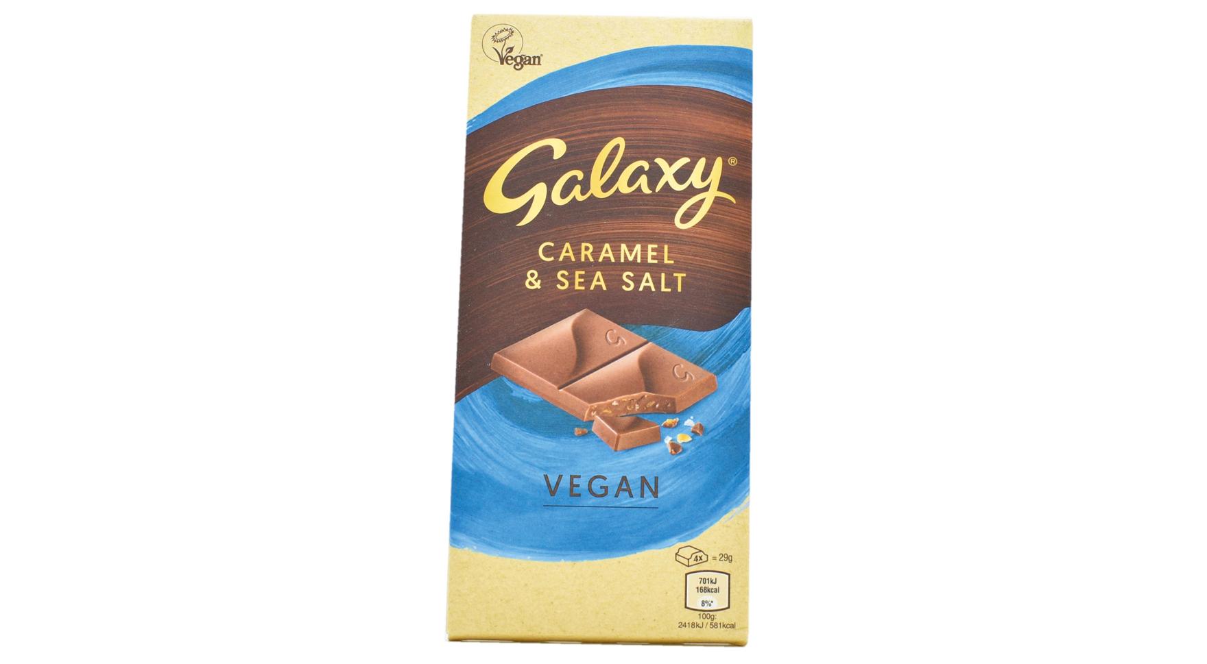 Tableta de chocolate vegano con caramelo y sal marina Galaxy (8)