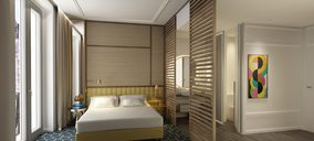 El hotel Pestana CR7 Gran Vía se abrirá este verano tras una inversión de 15 M