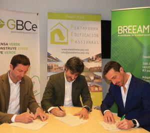 Passivhaus, GBCe y BREEAM sellan alianza por la sostenibilidad