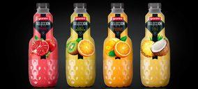 Granini amplía la gama de zumos prémium Selección