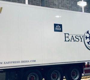 Easyfresh Iberia pone en marcha una nueva línea de grupaje con el norte de Europa