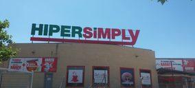 Auchan, a punto de despedirse de Híper Simply tras otro cierre de la enseña